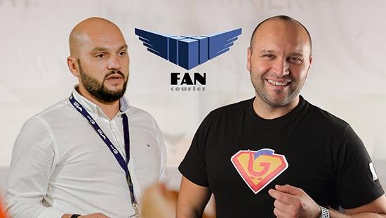 Fan Courier pentru comertul online romanesc cu Cornel Morcov-big