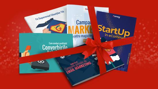 Gift Pack: cadoul ideal pentru orice antreprenor
