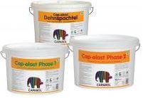 Strat intermediar plasto-elastic Caparol Cap-elast Phase 1 12.5 l 1