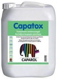 Solutie antimucegai interior Caparol Capatox 0