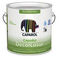 Lazura transparenta lemn Caparol Capadur DecoLasur 2.5 l 0