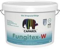 Vopsea latex antimucegai interior Caparol Fungitex W 12.5 l 0