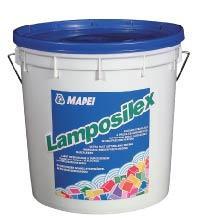 Liant blocare infiltrații Mapei Lamposilex 5 kg 0