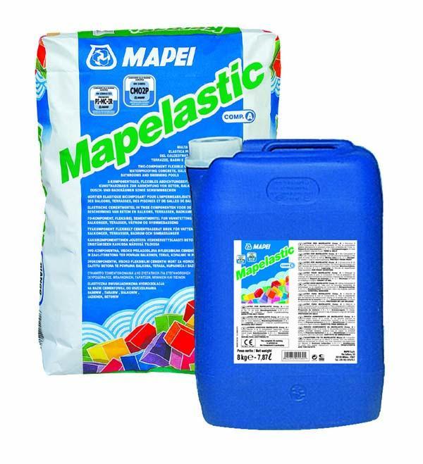 Hidroizolatie flexibila Mapei Mapelastic A+B 0