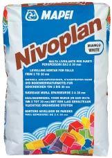 Mortar nivelare ciment interior si exterior Mapei Nivoplan 25 kg 0