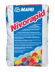 Mortar reparatii ciment interior Mapei Nivorapid 25 kg 0