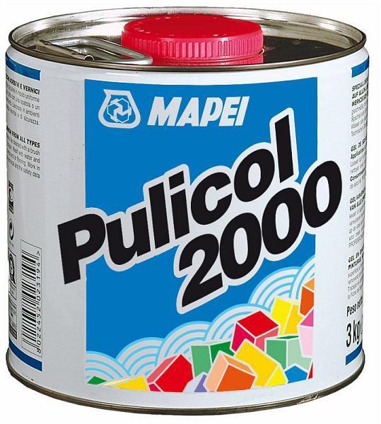 Decapant gel adezivi si chituri Mapei Pulicol 2000 0