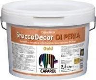 Masa de spaclu decorativa Caparol StuccoDecor DI PERLA 2.5 l 0