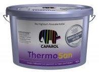 Vopsea siliconica fungicida Caparol ThermoSan 12.5 l 0