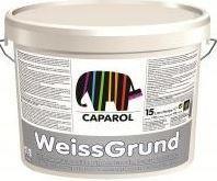 Amorsa vopsea acrilica interior Caparol WeissGrund 0
