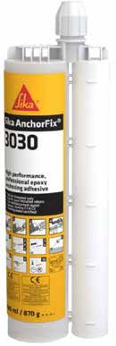 Adeziv de ancorare Sika Anchorfix 3030 585 ml 0