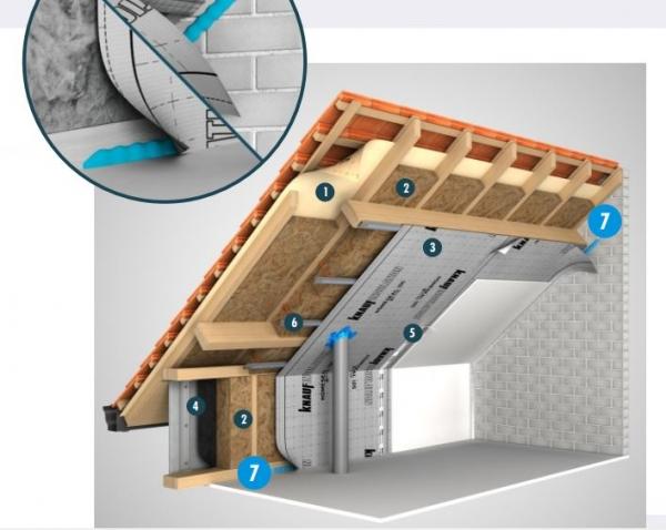 Adeziv bariera de vapori Knauf Insulation Homeseal Solimur 310 ml 1