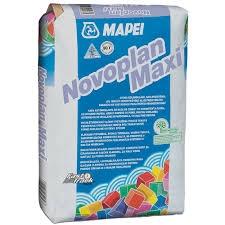 Sapa autonivelanta incalzire pardoseala Mapei Novoplan Maxi 25 kg [0]