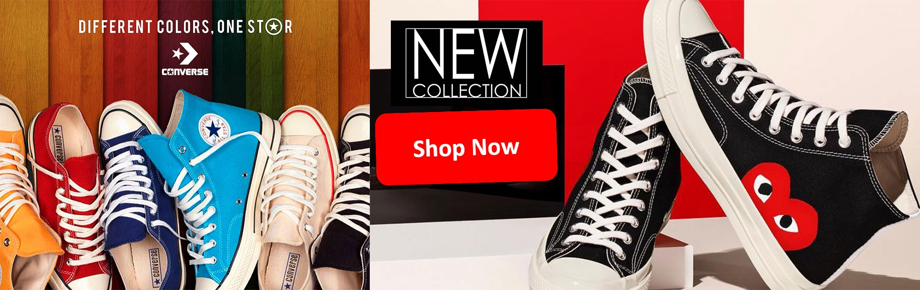 New  Collection Spring 2019 - Converse