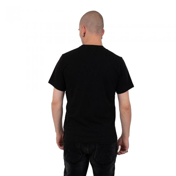 Tricou sport barbati Converse Chuch Patch Tee negru-big