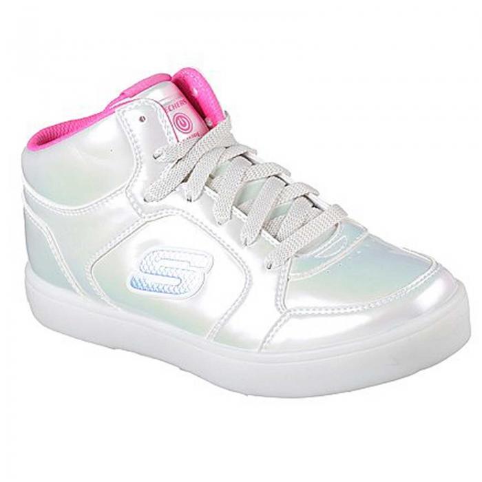 Pantofi copii cu luminite Skechers E-PRO-PEARL PRINCESS-big