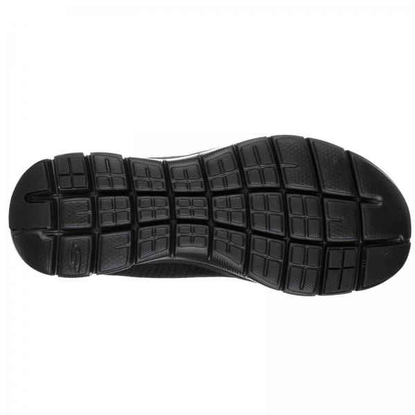 Pantofi sport dama Skechers FLEX APPEAL 2.0 NEWSMAKER negru/negru-big