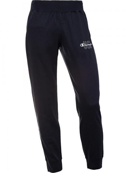 Pantaloni barbati Champion  Rib Cuff Pants negru-big
