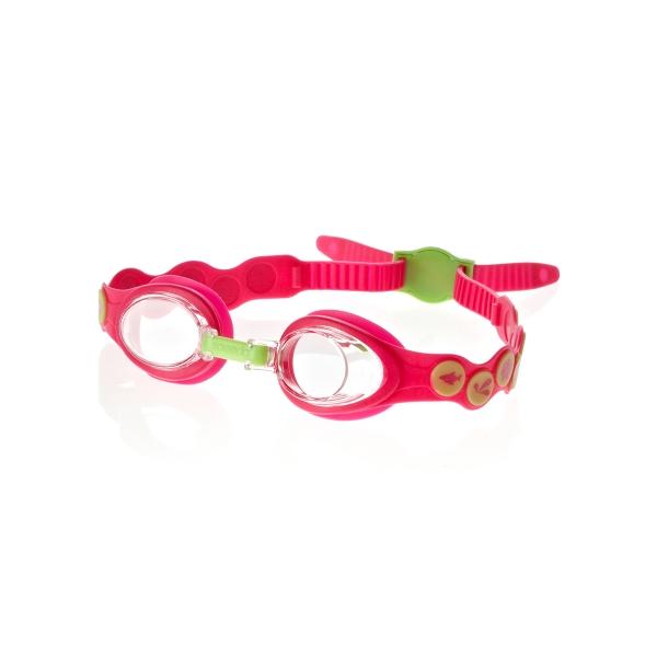 Ochelari copii Speedo sea sqad roz/verde-big