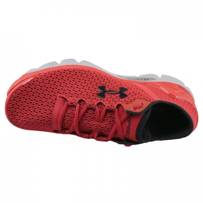 Pantofi sport barbati Under Armour UA Speedform Intake 2 rosu/negru-big