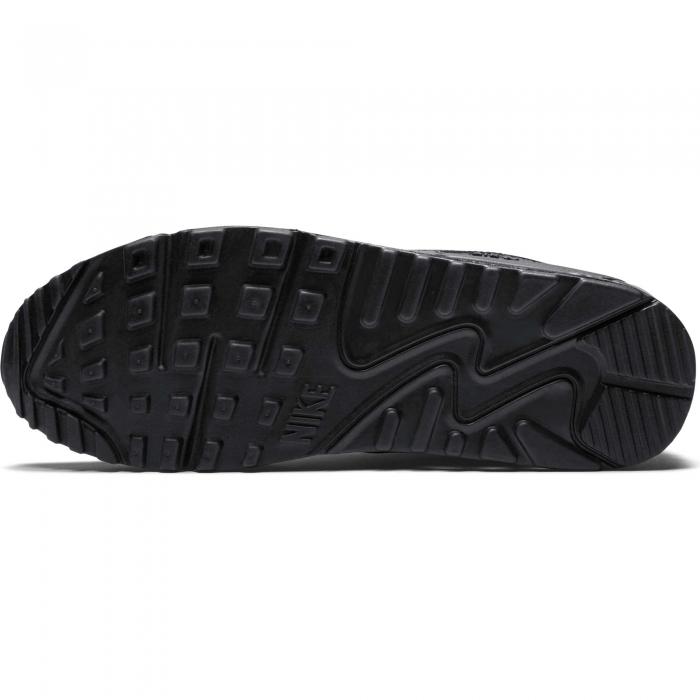 Pantofi sport barbati Nike AIR MAX 90 LEATHER negru-big