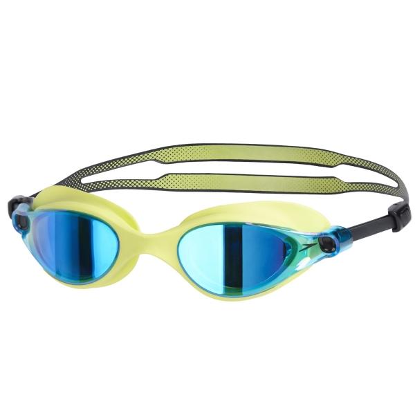 Ochelari inot Speedo Vue Mirror verde/albastru-big
