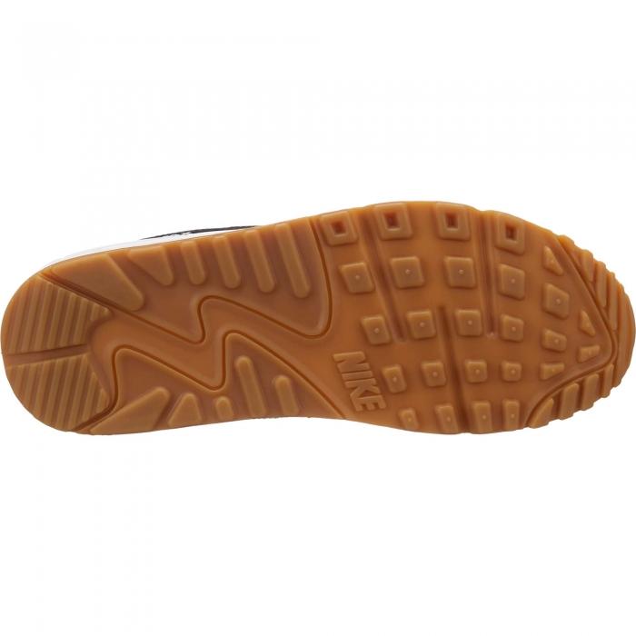 Pantofi sport femei Nike WMNS AIR MAX 90 negru-big