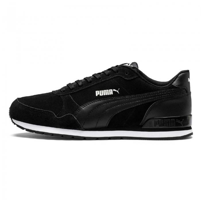 Pantofi sport  barbati Puma ST Runner v2 SD negru-big