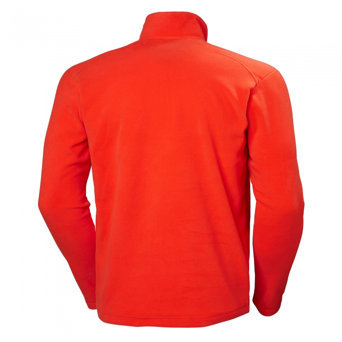 Polar barbati Helly Hansen DAYBREAKER 1/2 ZIP rosu -big