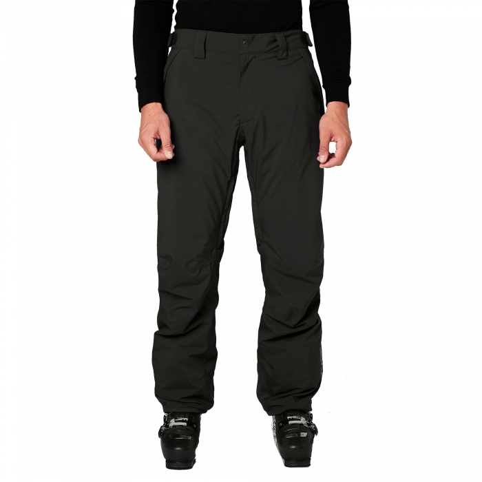 Pantaloni ski barbati Helly Hansen Velocity Insulated negru-big