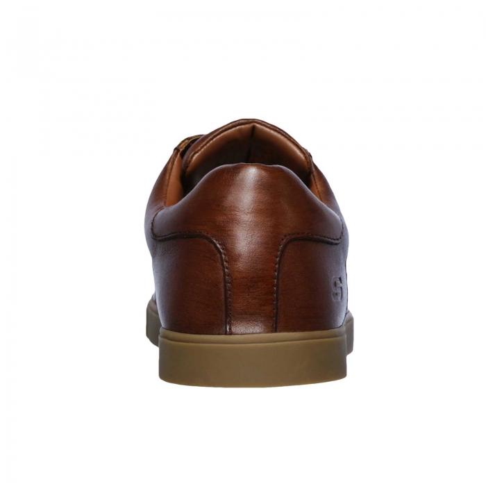 Pantofi casual barbati Skechers Volden- Fandom maro-big