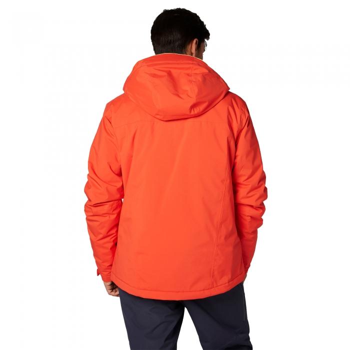Geaca de ski barbati Helly Hansen Charger Jacket rosu-big