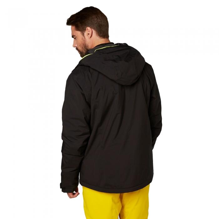 Geaca de ski barbati Helly Hansen Charger Jacket negru-big