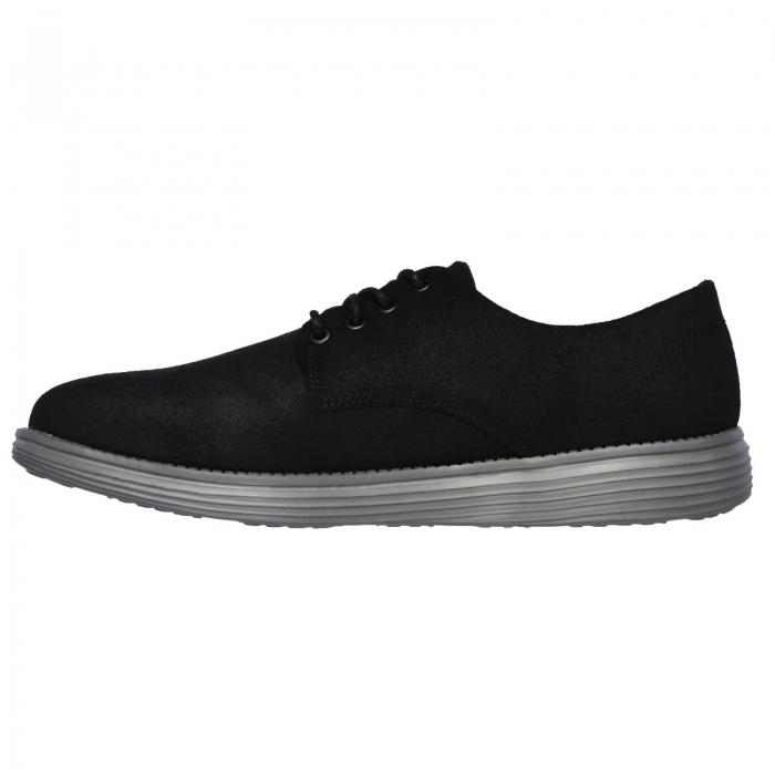 Pantofi casual barbati Skechers Status- Versen negri-big