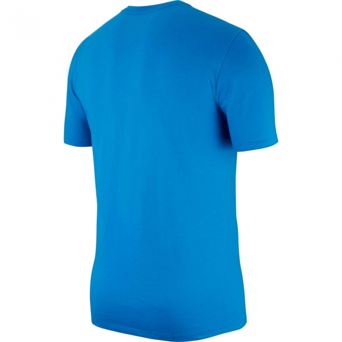 Tricou  barbati Nike  NSW TEE JDI SWOOSH NEW albastru-big