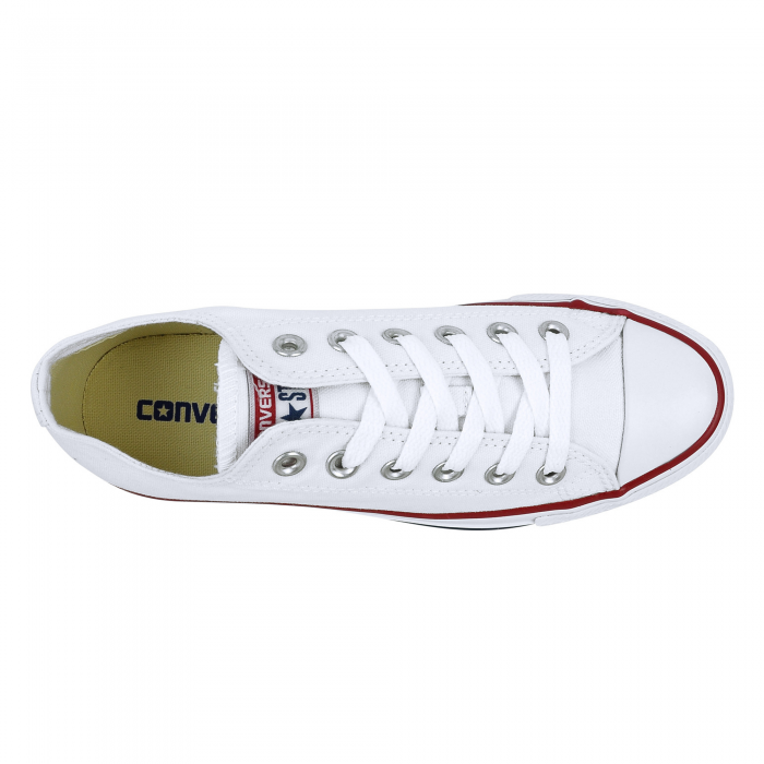 Tenisi sport unisex Converse Chuck Taylor AS Core OX alb-big