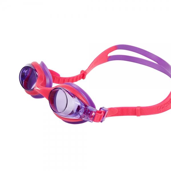 Ochelari de inot pentru copii Speedo Skoogle roz/mov-big