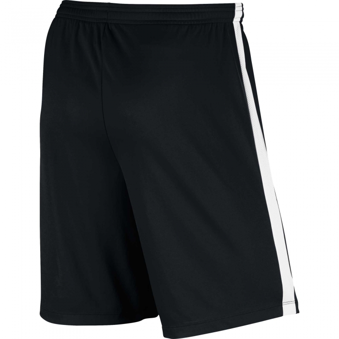 Pantaloni scurti barbati Nike  NK DRY ACDMY SHORT K negru/alb-big