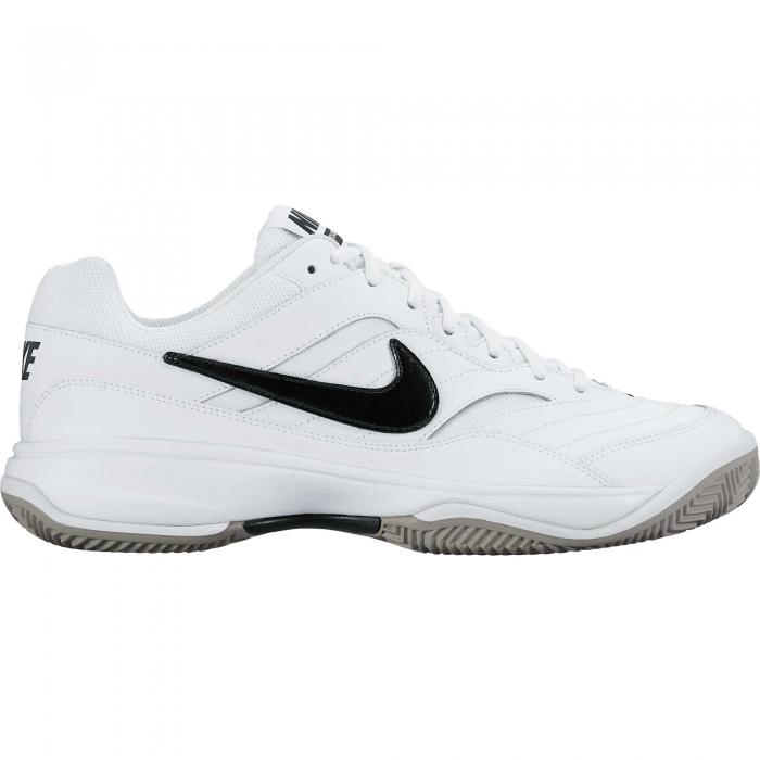 Pantofi sport barbati Nike COURT LITE CLY alb-big