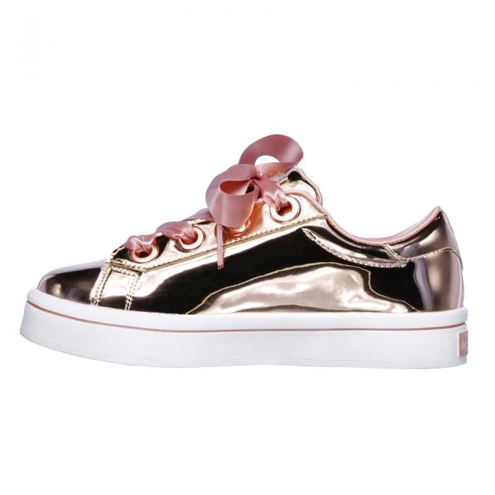 Pantofi  casual copii Skechers HI-LITE- LIQUID BLING RSGD-big