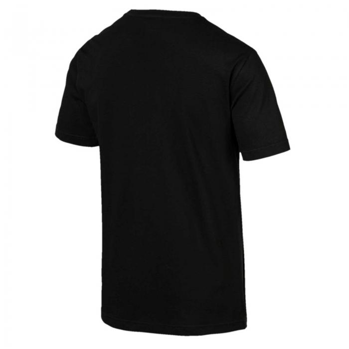 Tricou barbati Puma Brand Graphic negru-big