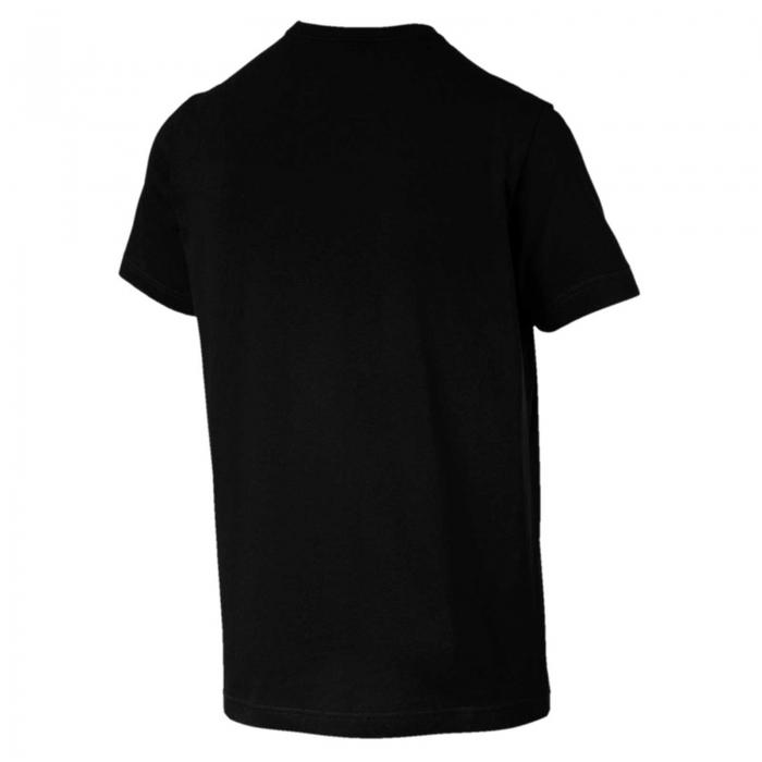 Tricou barbati Puma ESS Small Logo negru-big