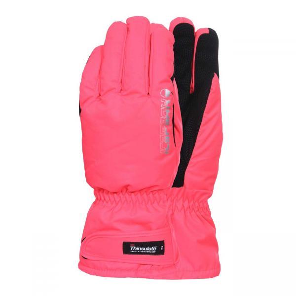 Manusi ski femei IcePeak Diisa roz-big