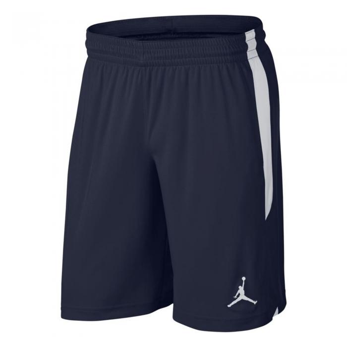 Pantaloni scurti barbati Nike Jordan 23ALPHA DRY bleumarin-big