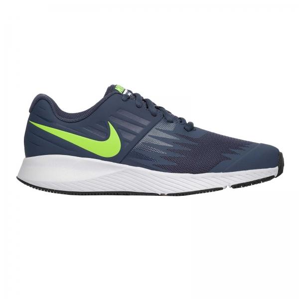 Pantofi sport copii Nike Star Runner (GS) bleumarin-big