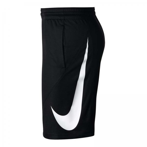 Pantaloni scurti barbati Nike M SHORT HBR negru-big