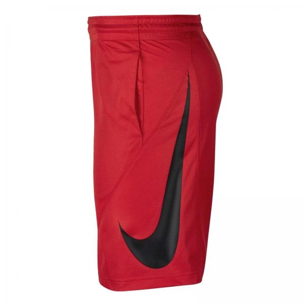 Pantaloni scurti barbati Nike M SHORT HBR rosu-big