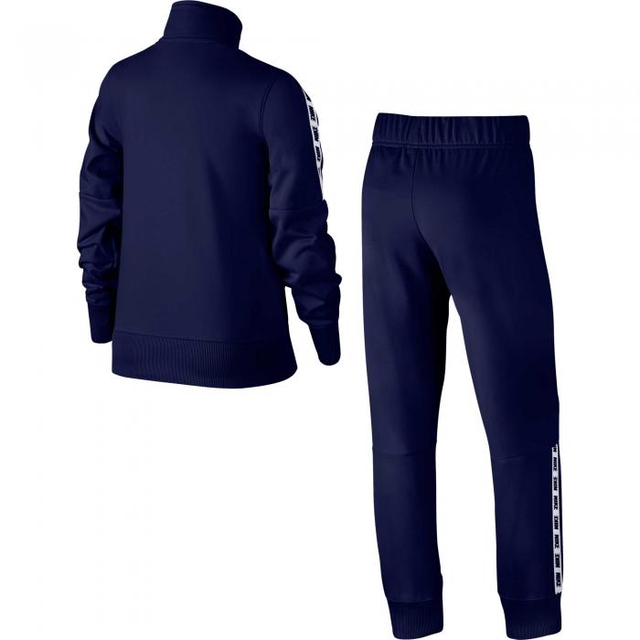 Trening copii Nike NSW TRK SUIT TRICOT albastru-big