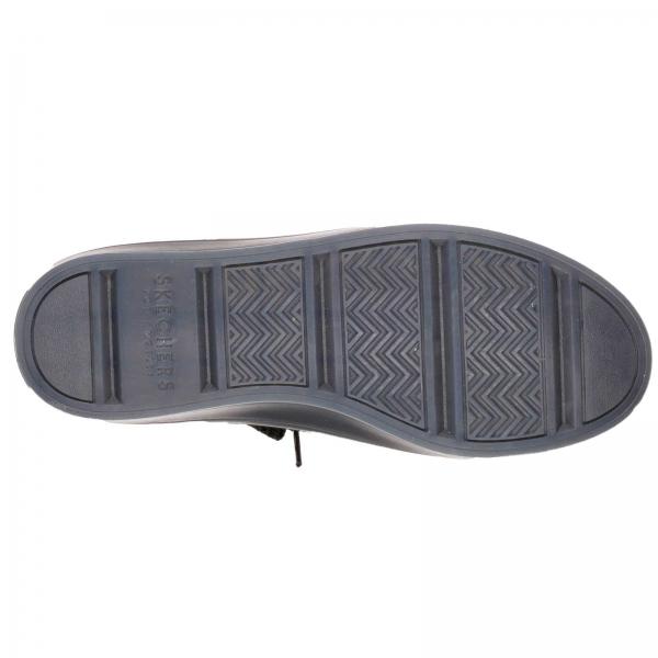 Pantofi sport dama Skechers HI-LITES SUEDE CITY negru-big