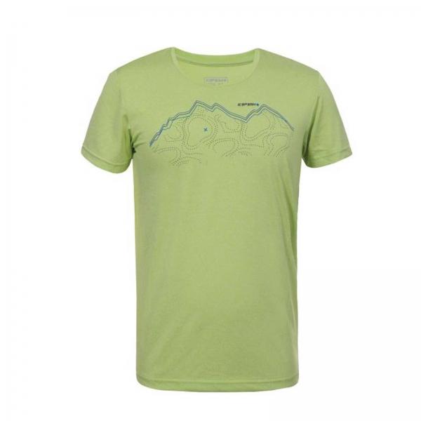 Tricou barbati IcePeak Saif verde-big